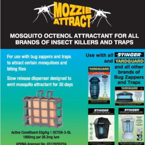 Mozzie Attract