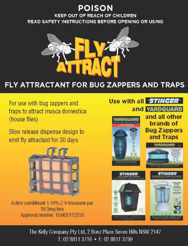 Fly attract